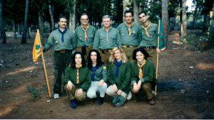 Staff Gruppo Scoiut BA 10 Orta Nova 14 nov. 1993 (1)