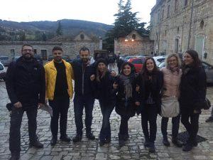 Fucacoste gruppo press tour