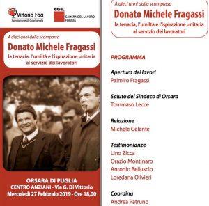 DONATO MICHELE FRAGASSI